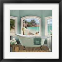 Framed Oceanview II