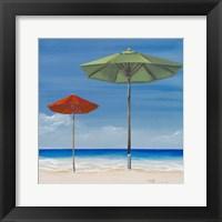 Framed Coastal Scene II