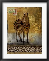 Expedition II Framed Print