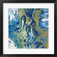 Tropical Storm I Framed Print