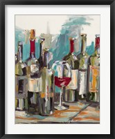 Framed Uncorked I