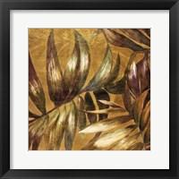 Gathered Palms I Framed Print