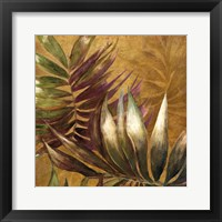Gathered Palms II Framed Print
