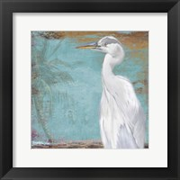 Framed Tropic Heron II