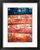 Eastern Travels I Framed Print