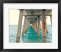 Framed Juno Pier