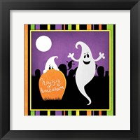Framed Halloween Ghost II