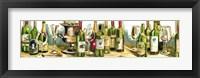 Framed Wine & Champagne Panel