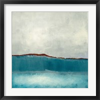 Clouds of Neptune II Framed Print