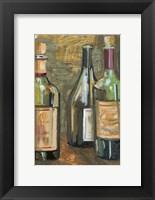 Vino II Framed Print