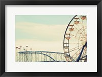 Framed Retro Ferris