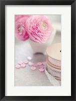 Softy Elegant I Framed Print