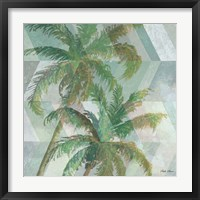 Go With Coastal Color I Framed Print