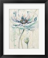 Fresh Poppies II Framed Print