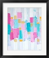 Framed Cool Rhizome II