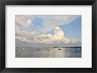 Framed Long Boat Key at Sunrise