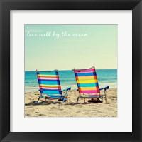 Framed By the Ocean