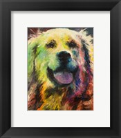Happy Companion I Framed Print