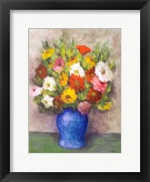 Vase of Beauty I Framed Print