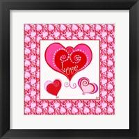 Framed Art for the Heart III
