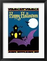 Framed Happy Halloween II