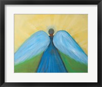 Framed Beneath Angels Wings