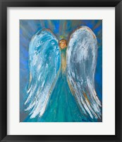 Framed Dream Angel Wings