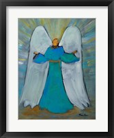 Framed Angel of Joy