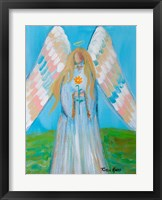 Framed Angel of Spring