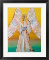 Framed Angel of Summer