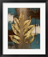 Golden Force II Framed Print