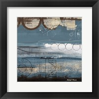 Blueprint II Framed Print