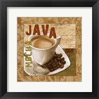 Brew with Flavor I Framed Print