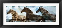 Lively Spirit I Framed Print