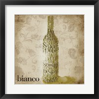 Type of Wine II Framed Print