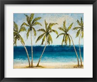 Atlantic Daydream I Framed Print