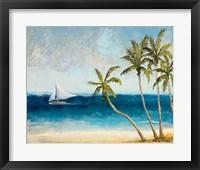 Atlantic Daydream II Framed Print