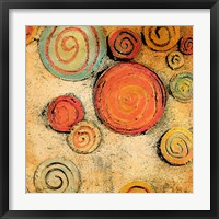 Spring Forward Square II Framed Print