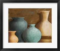 Ancient Clay II Framed Print