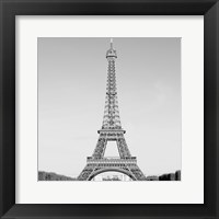 Framed La Tour Eiffel I