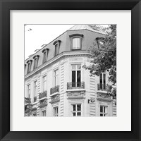 Framed Travers Paris II