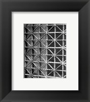 Ground Beneath I Framed Print