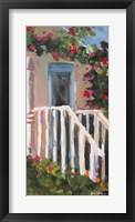 Hidden Vines II Framed Print