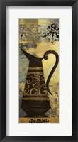 Vintage Vessel I Framed Print