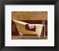 Historic Bath II Framed Print