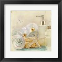 Silver Bath II Framed Print
