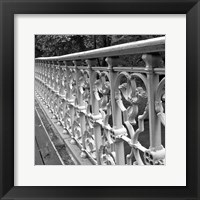 Walk Across II Framed Print