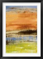 September Rain II Framed Print