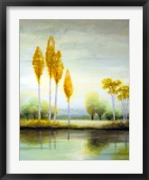 September Calm I Framed Print