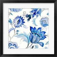 Capri Floral I Framed Print